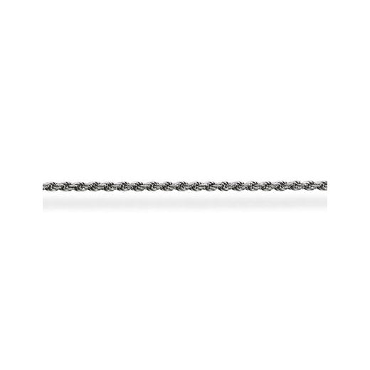 Thomas Sabo 45cm Blackened Silver Necklace Chain