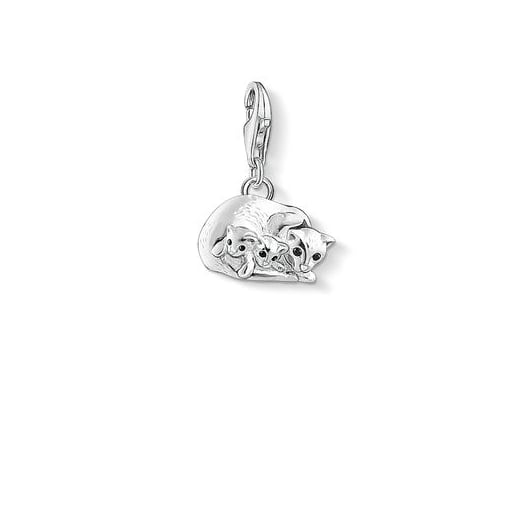 Thomas Sabo Charm Club Cats Charm