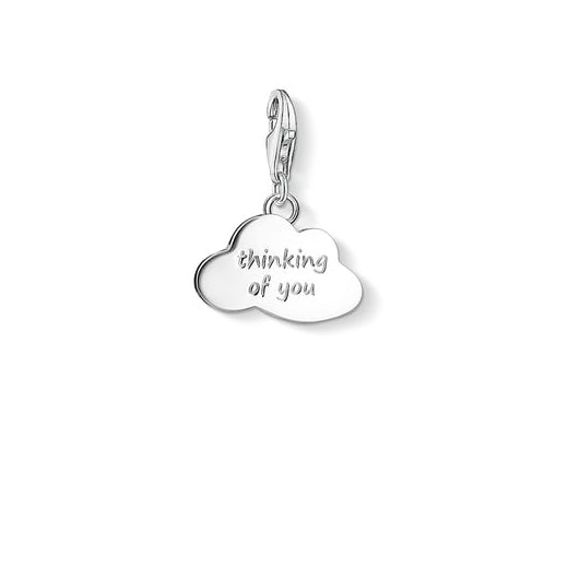 Thomas Sabo Charm Club Thinking Of You Charm