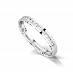 Eternity Style Diamond Ring