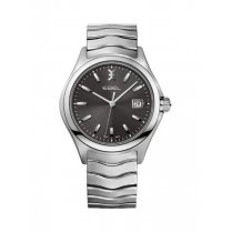 Gents Quartz Stainless Steel Classic Wave