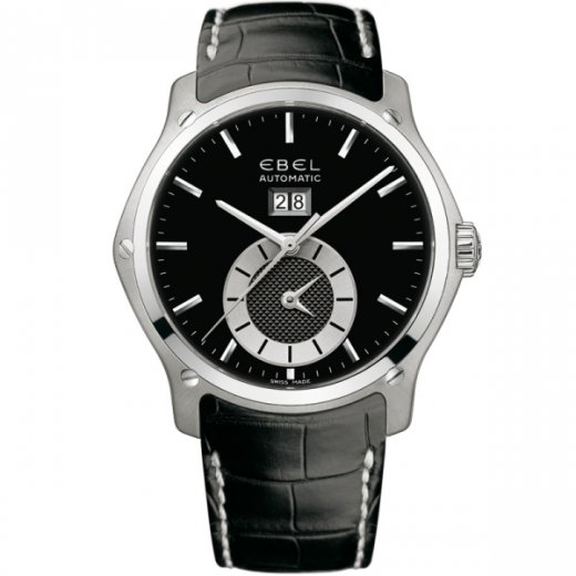 Ebel Gent's Stainless Steel Classic Hexagon Watch