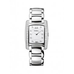Ladies Diamond Set Stainless Steel Brasilia Watch
