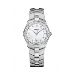 Ladies Diamond Set Stainless Steel Classic Sport Watch