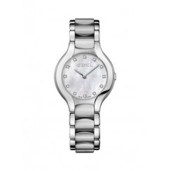Ladies Dot Diamond Stainless Steel Beluga Watch