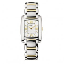 Ladies Stainless Steel And Gold Brasilia Watch