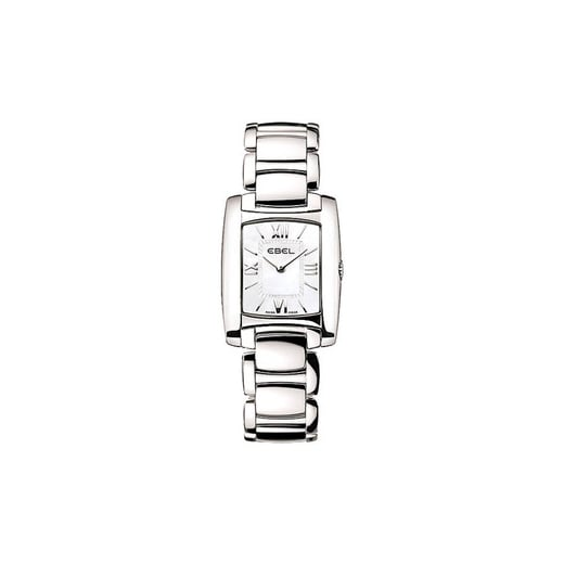 Ebel Ladies Stainless Steel Brasilia