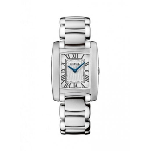 Ebel Ladies Stainless Steel Brasilia Watch