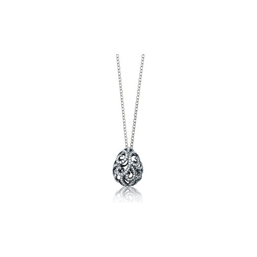 Fei Liu Fine Jewellery Whispering Diamond Pendant