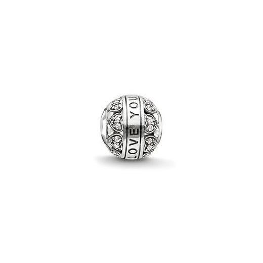 Thomas Sabo Karma Bead I Love You Bead