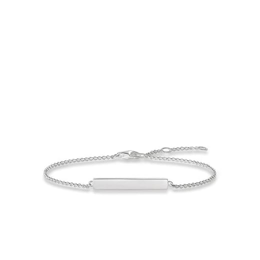 Thomas Sabo Love Bridge Plain Bracelet