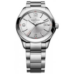 Gents Stainless Steel Date Miros