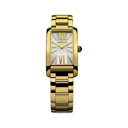 Maurice Lacroix Ladies Gold Plated Fiaba