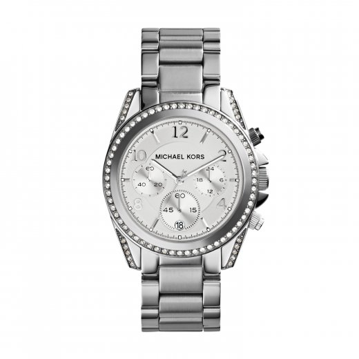 Michael Kors Watches Blair Stainless Steel Ladies Watch
