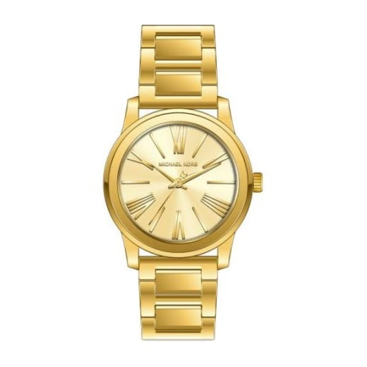 Michael Kors Watches Micheal Kors Ladies' Gold Hartman Watch