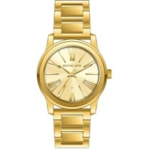 Micheal Kors Ladies' Gold Hartman Watch