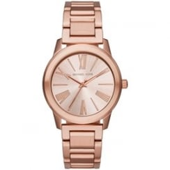 Micheal Kors Ladies' Rose Hartman Watch