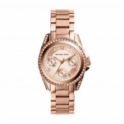Mini Blair Rose Ladies Watch