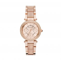 Mini Parker Rose and Pink Ladies Watch