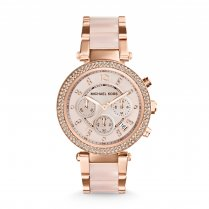 Parker Rose And Pink Ladies Watch