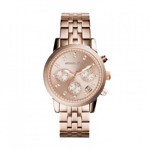 Michael Kors Watches Ritz Rose Ladies Watch