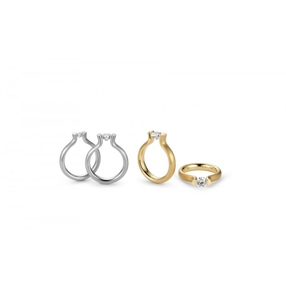 Niessing Ring 174 Heaven Engagement Ring Clearwater