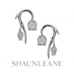 Small Diamond Maybell Earrings