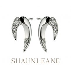 Small Diamond Talon Earrings