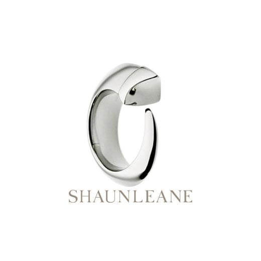 Shaun Leane Sterling Silver Tusk Ring (Medium)