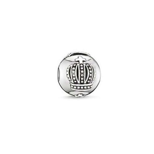 Thomas Sabo Silver Crown Karma Bead