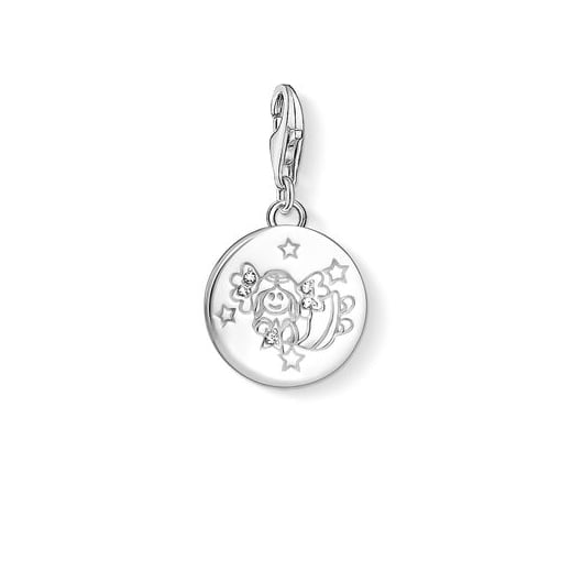 Thomas Sabo Silver Little Angel Charm