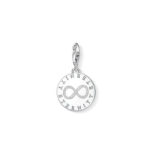 Thomas Sabo Charm Club Disk Eternity Charm