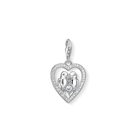 Thomas Sabo Charm Club Love Birds Charm