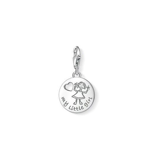 Thomas Sabo Charm Club My Little Girl Charm