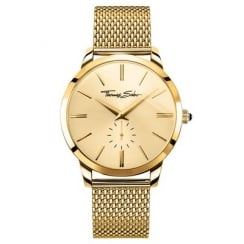 Gent's Gold Rebel Spirit Watch