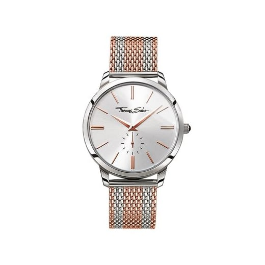 Thomas Sabo Gent's Two Toned Rebel Spirit Watch