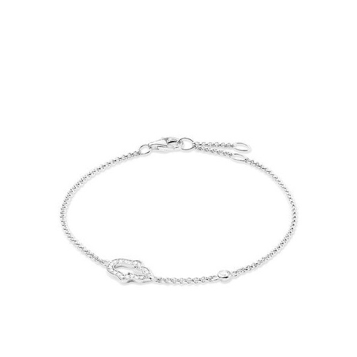 Thomas Sabo Glam And Soul Hand Of Fatima Bracelet