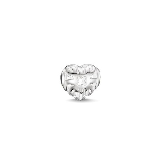 Thomas Sabo Karma Beads Arabesque Heart Bead