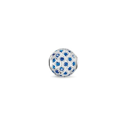 Thomas Sabo Karma Beads Blue Fish Bead
