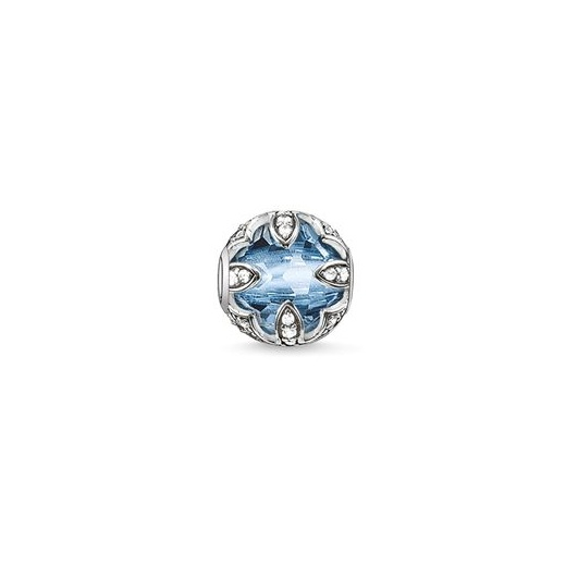 Thomas Sabo Karma Beads Blue Lotus Bead