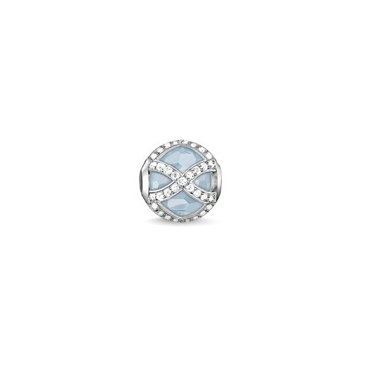 Thomas Sabo Karma Beads Blue Maharani Bead