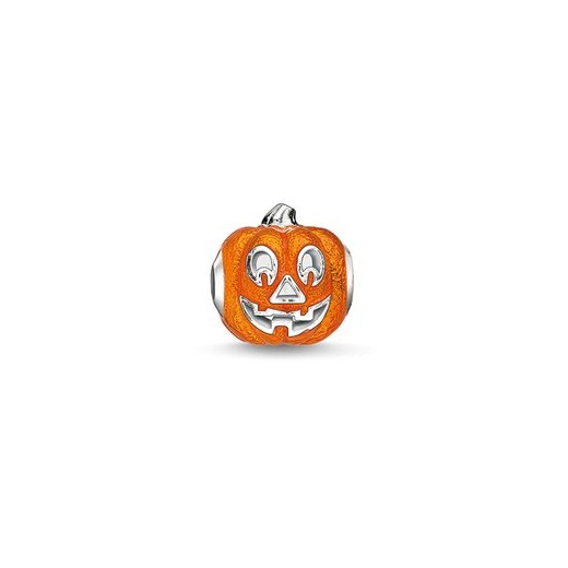 Thomas Sabo Karma Beads Halloween Pumpkin Bead