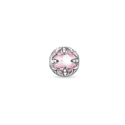 Thomas Sabo Karma Beads Pink Lotus Bead