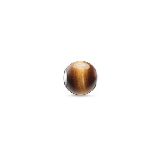 Thomas Sabo Karma Beads Tiger's Eye Bead