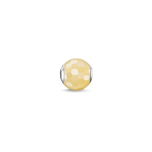 Thomas Sabo Karma Beads Yellow Adventurine Bead
