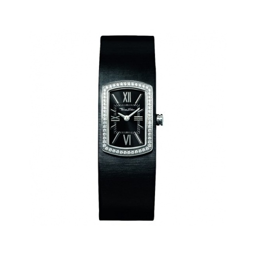 Thomas Sabo Ladies Glam & Soul Stainless Steel Rectangular Watch