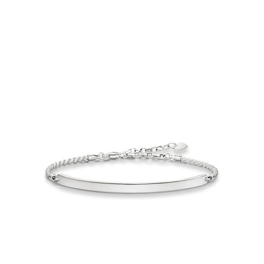 Thomas Sabo Love Bridge Silver Bracelet
