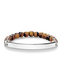 Love Bridge Tigers Eye Bracelet (Large)