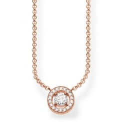 Rose Light of Luna Necklace
